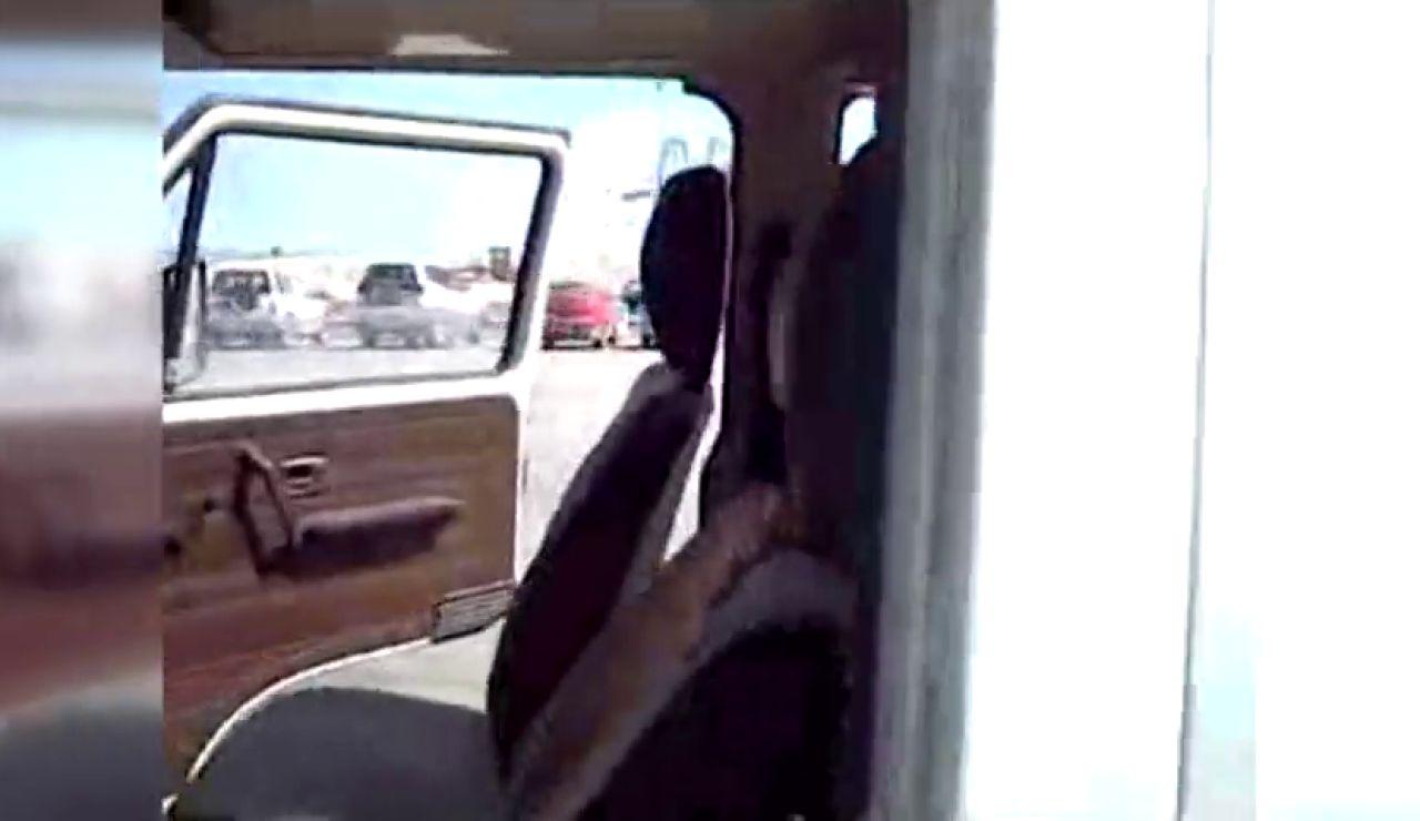 Las imágenes inéditas del sospechoso de la desaparición de Madeleine McCann en 2007