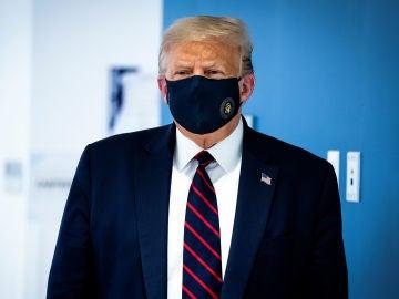 Donald Trump matiza que no quiere posponer las elecciones en Estados Unidos