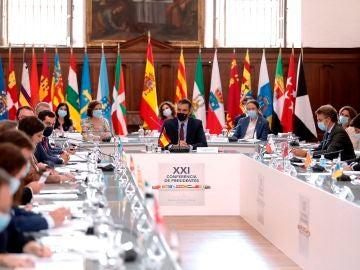 La Conferencia de Presidentes abordará vacunación, recuperación y demografía