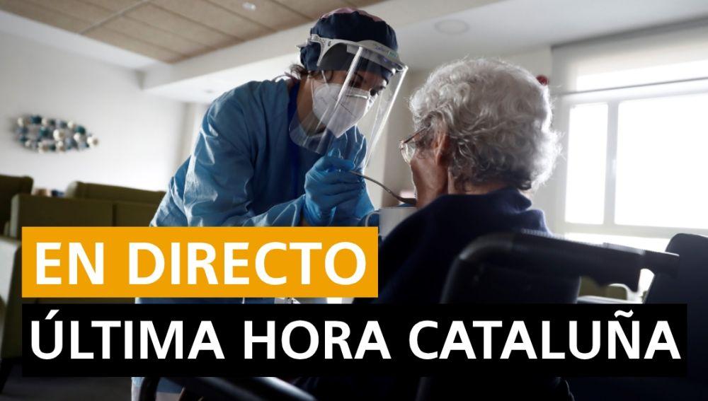 Cataluña última hora: Últimas noticias de Cataluña hoy, en directo