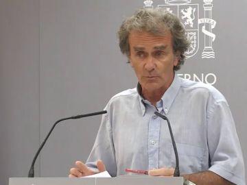"""Fernando Simón responde sobre sus vacaciones en Portugal: """"Es mi vida personal y es de mal gusto que lo hayas sacado en una reunión"""""""