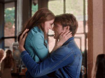 Joey King y Jacob Elordi en 'Mi primer beso 2'