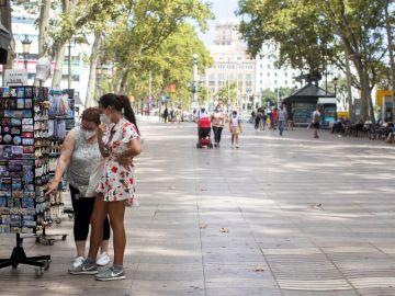 Barcelona, una ciudad 'fantasma' por la falta de turistas por el coronavirus