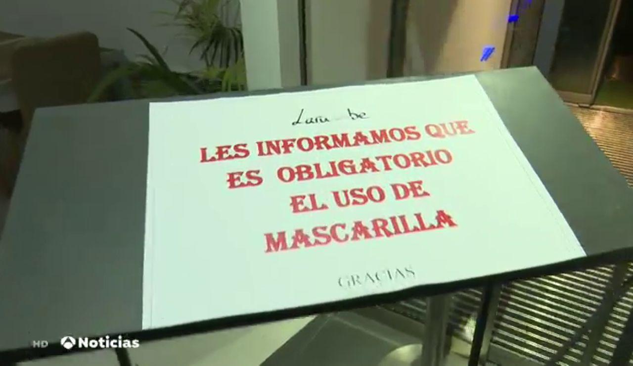El cierre del ocio nocturno en Madrid indigna a propietarios de bares y restaurantes