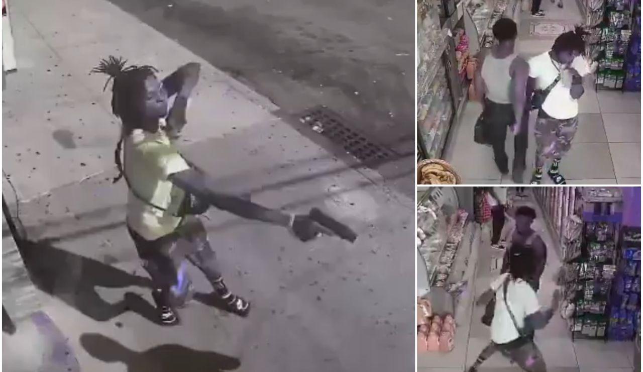 Duras imágenes: disparan a bocajarro a un jugador de fútbol americano tras una pelea en Nueva York