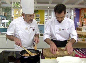 El pan para hamburguesa que recomienda Joseba Arguiñano