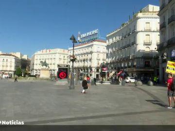 La visitas al centro de Madrid bajan un 80% durante el verano del coronavirus