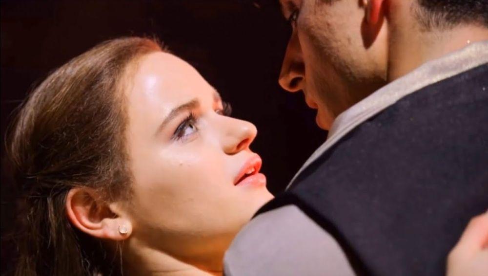 Elle y Marco en 'Mi primer beso 2'