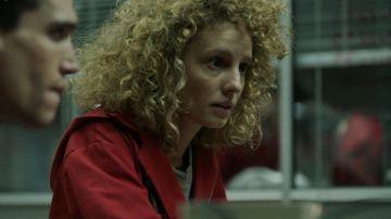 Esther Acebo, Mónica en 'La Casa de Papel'