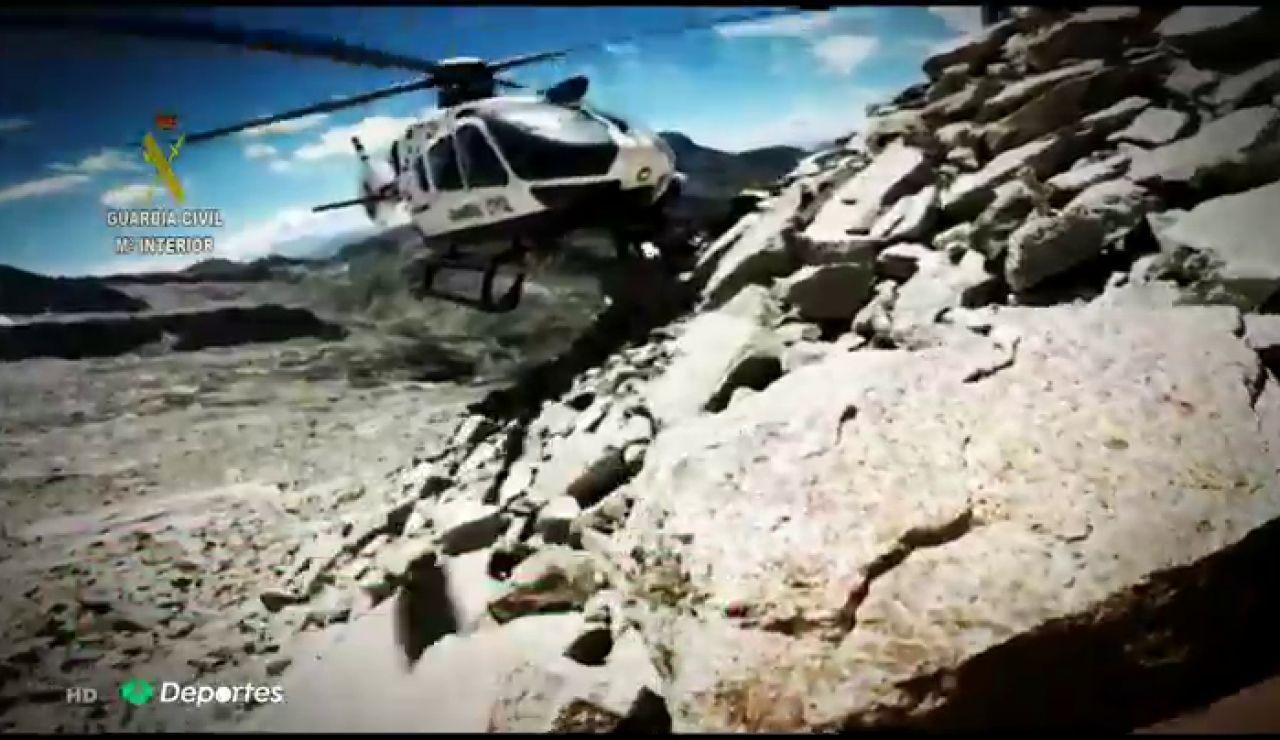 Muere una montañera por una caída de 70 metros en el pico Aneto