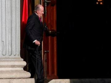 Las reacciones a la marcha de España del rey Juan Carlos I