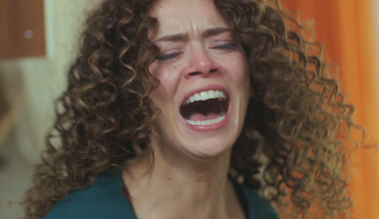 La colérica y terrible reacción de Sirin al descubrir que Hatice ha ayudado a Bahar