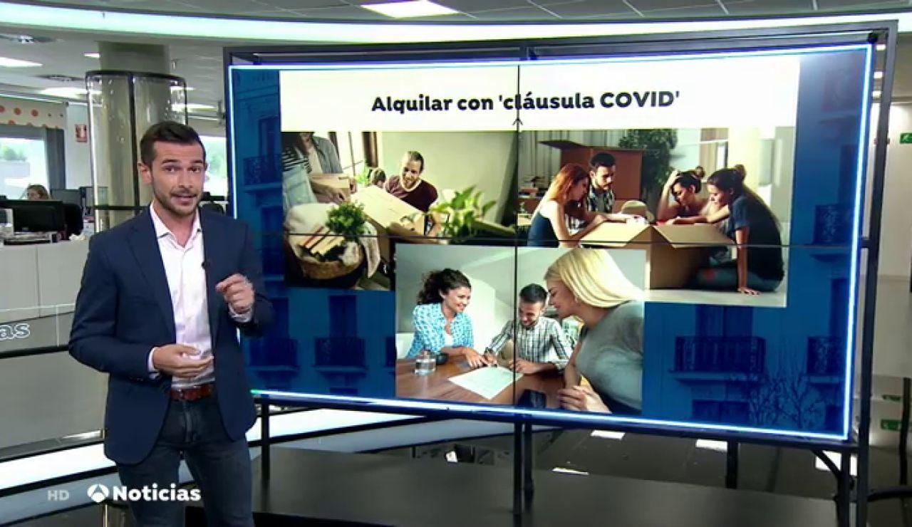 Cláusulas anticovid en los alquileres de estudiantes para evitar impagos y penalizaciones ante nuevos confinamientos
