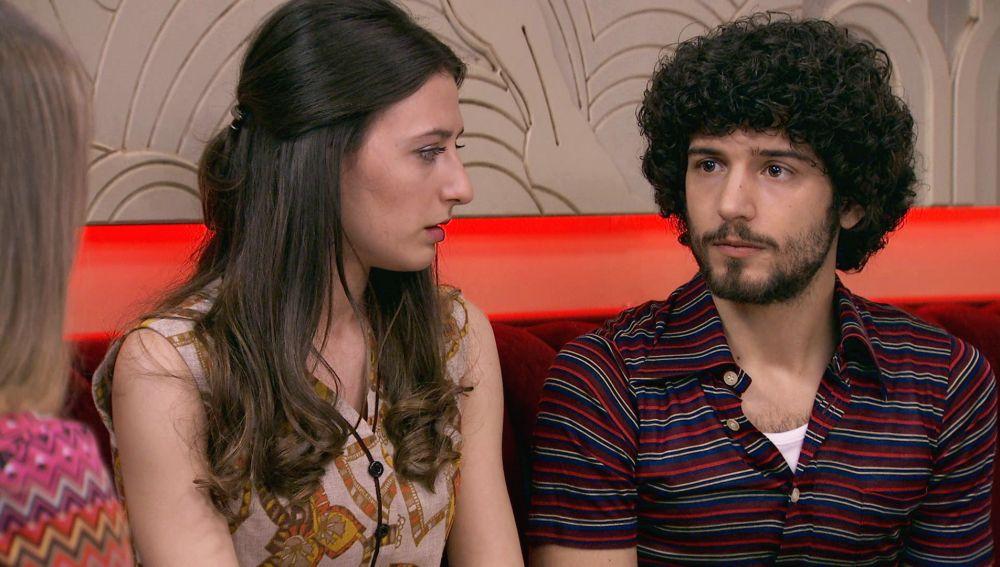 Fede y Marina dan el paso definitivo en la propuesta indecorosa de Katherine