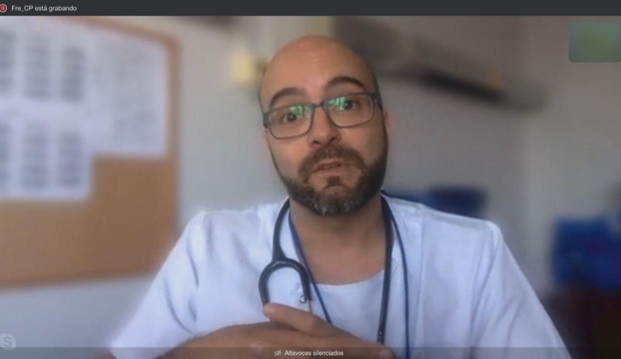 Cambio de tendencia en los hospitales de Madrid