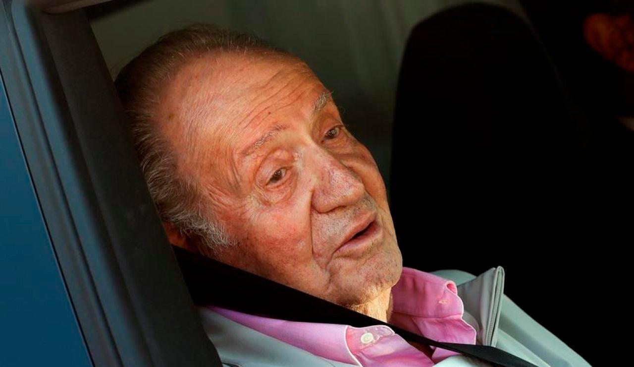Aún no se ha desvelado donde residirá el rey Juan Carlos I
