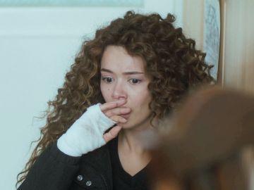 """""""Lo ha encontrado, estoy muerta"""": Sirin se da cuenta de que Enver ha descubierto uno de sus mayores secretos"""