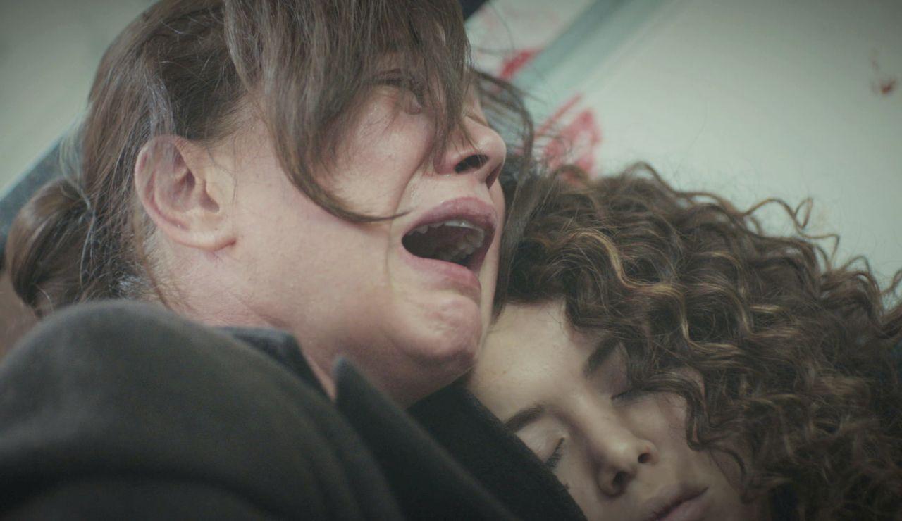 Hatice, al borde de la muerte: ¿Qué ocurrió durante el ataque de nervios de Sirin?