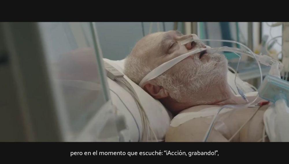 El abuelo del impactante anuncio 'El último regalo' nos recuerda las medidas para protegernos del coronavirus