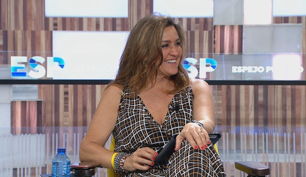 La periodista Esther Jaén