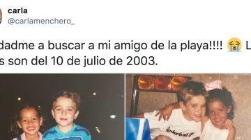 Twitter de @carlamenchero_