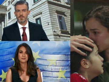 Antena 3 Noticias y Mujer lideran en Antena 3