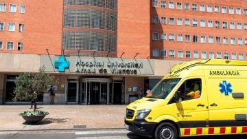 Hospital en Cataluña