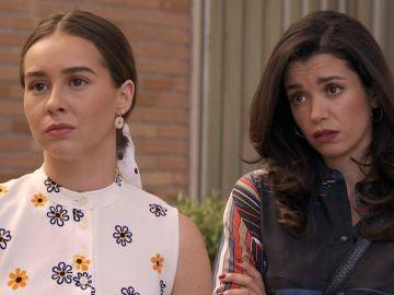 """Pelayo anima a Amelia y Luisita a tomar una decisión: """"Hay que coger el toro por los cuernos"""""""