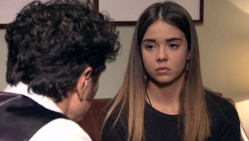 La preciosa reconciliación de Inma y Armando a raíz de la  enfermedad