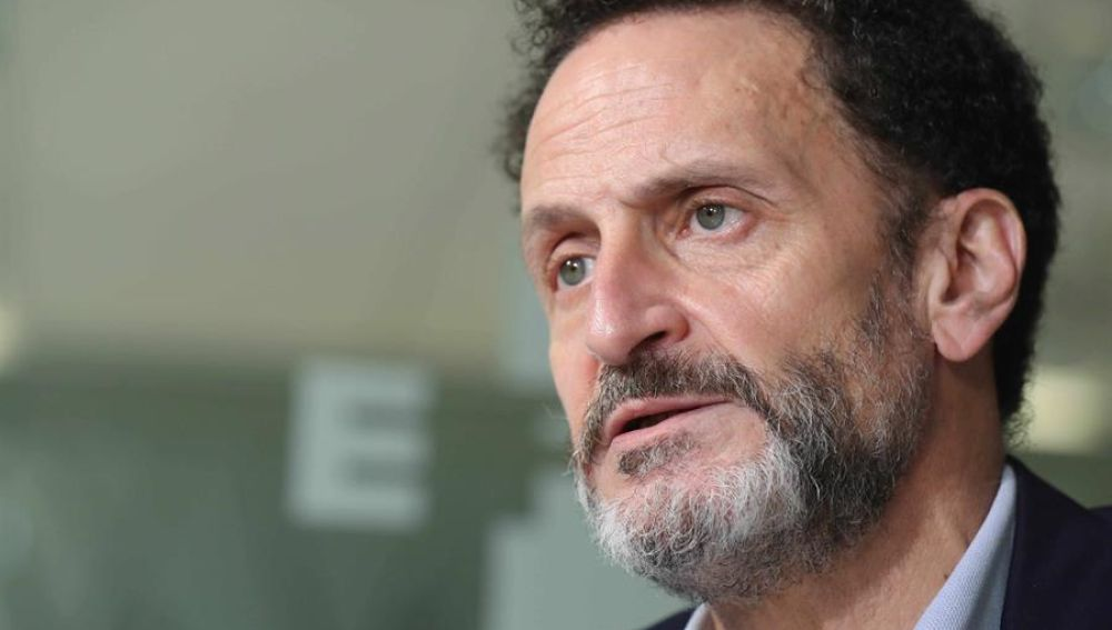 Edmundo Bal, portavoz de Ciudadanos