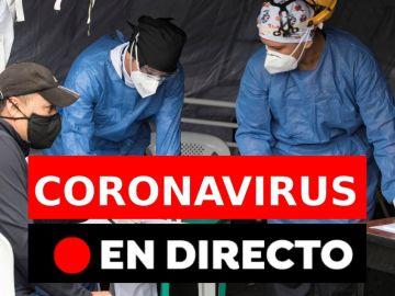 Coronavirus España: Noticias de última hora, casos y rebrotes hoy, en directo