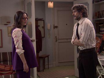 Cristina y Guillermo tienen una conmovedora conversación que les liberará a ambos