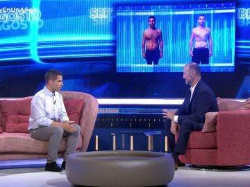 """Iván ha perdido 20 kilos: """"Me siento mucho más activo y con mejor autoestima"""""""