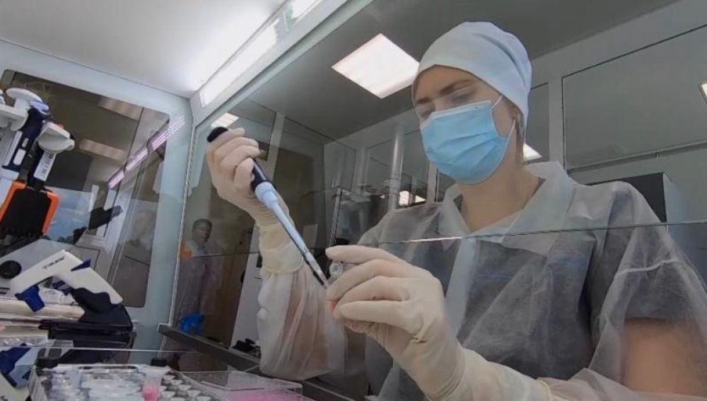 La OMS desconfía de la vacuna rusa