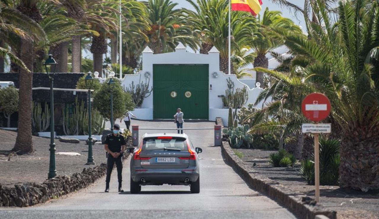 Pedro Sánchez viaja a Lanzarote para pasar unos días de vacaciones junto a su familia