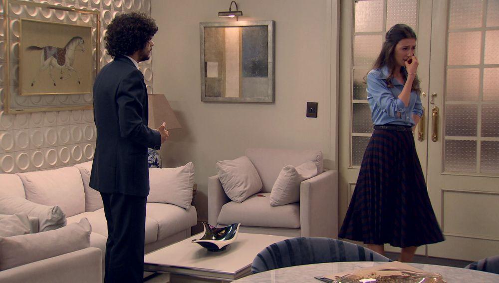 Marina rescata a Fede del deseo desmedido de Katherine