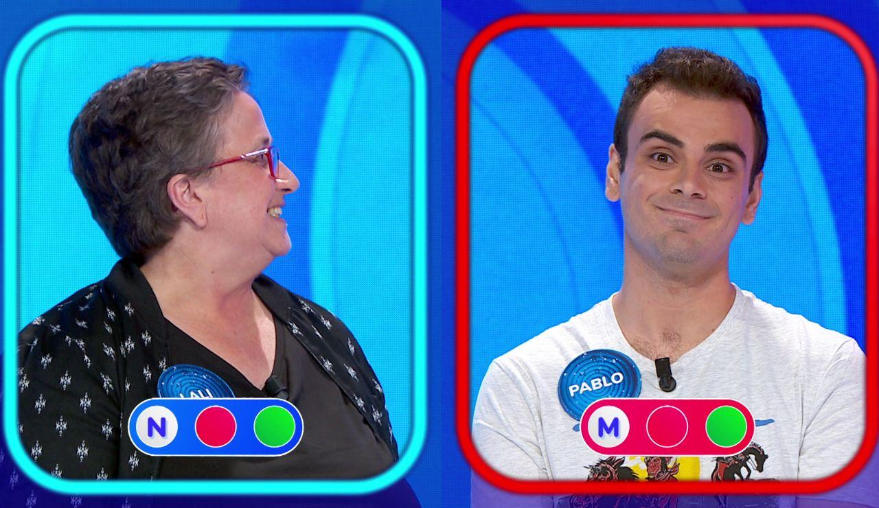 """La permanencia de Pablo en 'Pasapalabra', en juego en la 'Silla Azul': """"Estoy un poquito 'escocío'"""""""