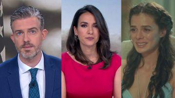 Antena 3 Noticias y 'Mujer' lideran en Antena 3