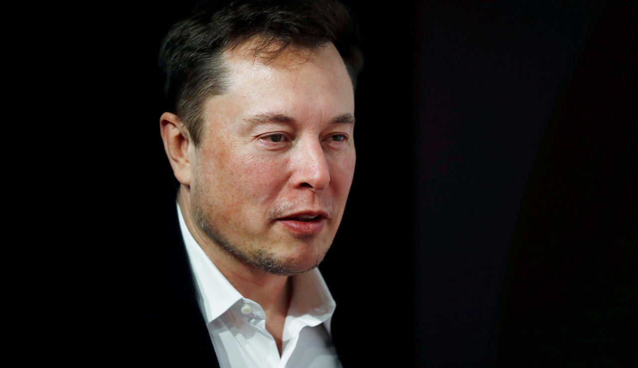 Elon Musk, físico y magnate sudafricano