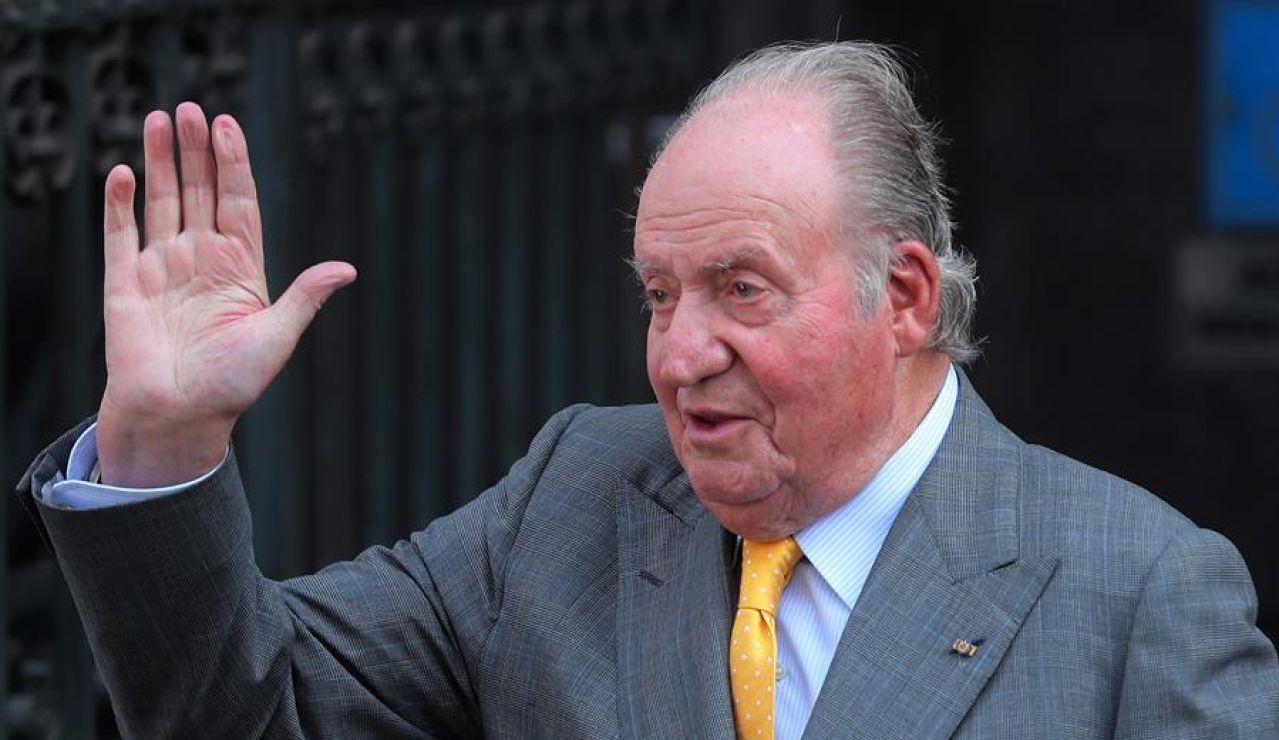Diferencias entre partidos por la marcha de Juan Carlos I