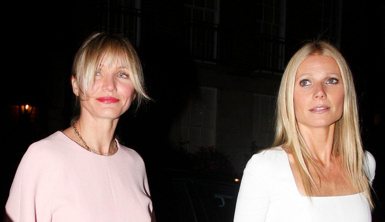 Cameron Diaz y Gwyneth Paltrow