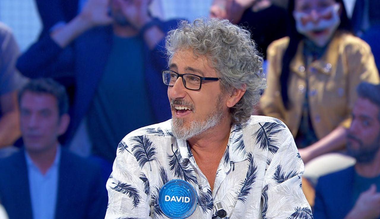 El gracioso comentario de Roberto Leal motivado por la camisa de David Fernández