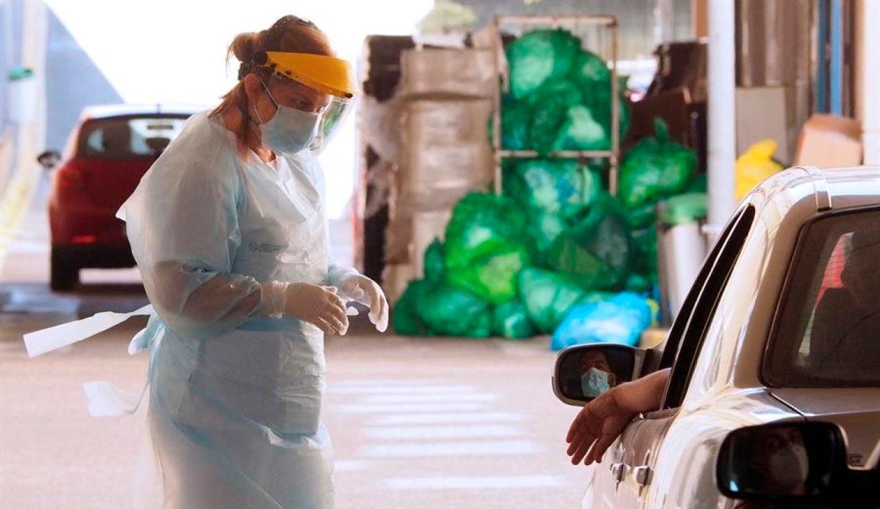 Aíslan a 17 sanitarios del Hospital Álvaro Cunqueiro de Vigo tras el positivo por coronavirus de una paciente que se iba a operar