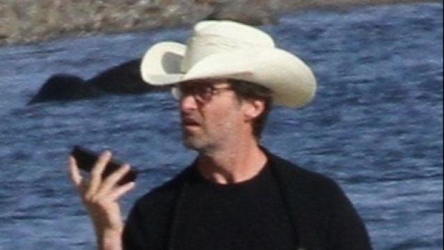 Hugh Jackman en los Hamptons