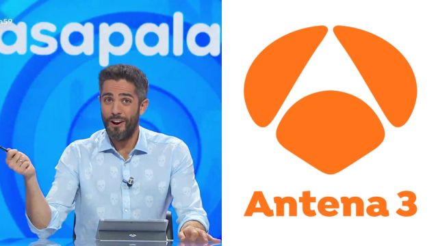 Pasapalabra y Antena 3, líderes