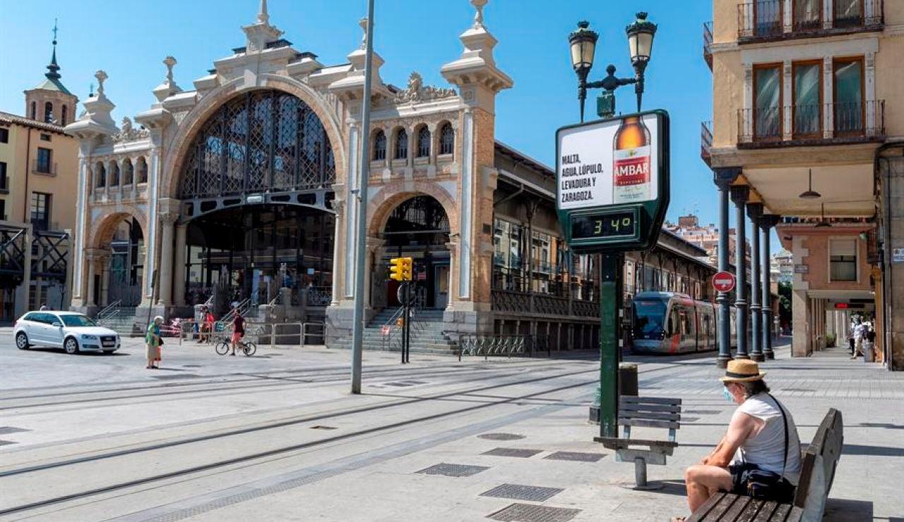 Aragón es la región de Europa con mayor incidencia de casos de coronavirus