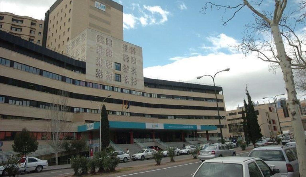 El hospital Clínico de Zaragoza ha aumentado el número de ingresos
