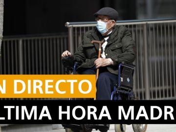 Última hora Madrid: Sucesos, rebrotes y últimas noticias de hoy, en directo