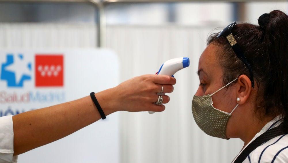 Se disparan los casos de coronavirus en Aragón y Madrid