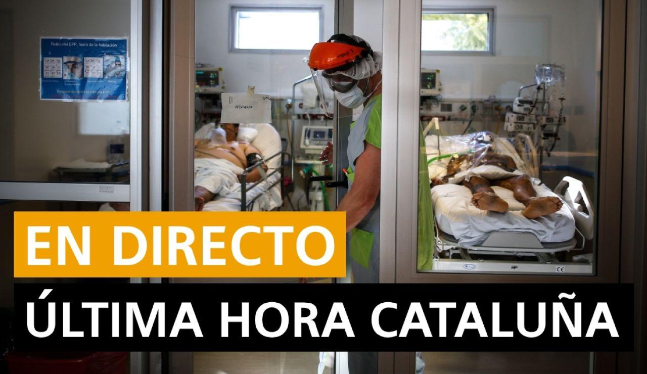 Cataluña: Última hora hoy viernes 7 de agosto, en directo